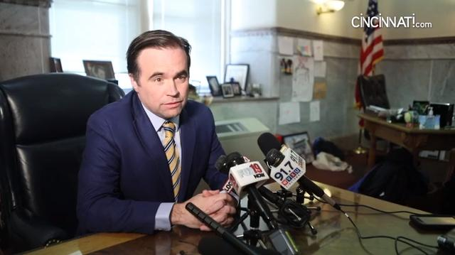 John Cranley: Harry Black has a pattern of abusive and retaliatory behavior