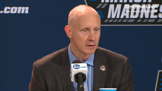 Xavier head coach Chris Mack wraps up NCAA Tournament win over Texas Southern