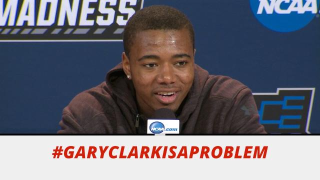 Bearcats senior Gary Clark explains what #garyclarkisaproblem means in his own words.
