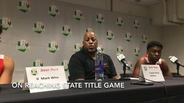 VIDEO: Deer Park hoops headed to state title game