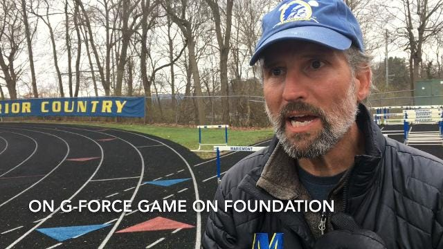 8e22194de31 VIDEO Mariemont lacrosse coach Graham Harden on facing ALS while teaching a  sport