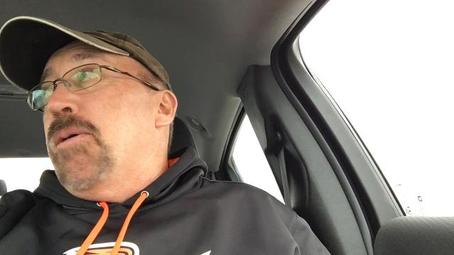 VIDEO Scott Springer on a rainy sports weekend