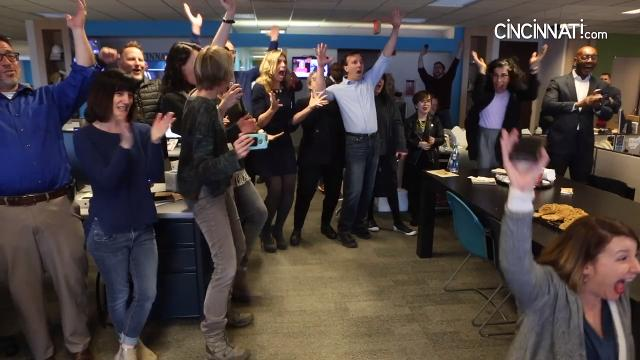 The Cincinnati Enquirer wins a Pulitzer for local reporting for 'Seven Days of Heroin'
