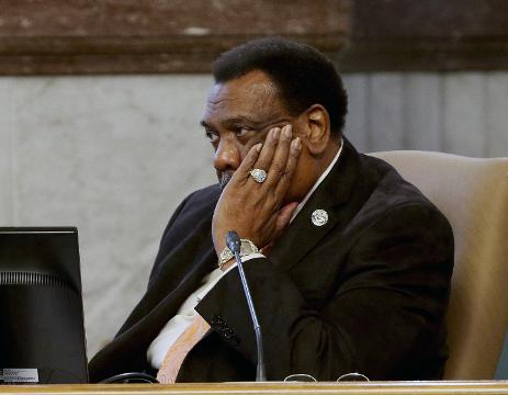 Wendell Young apologizes to Kyle Plush's family, tells mayor not to lecture him. Cara Owsley/The Enquirer