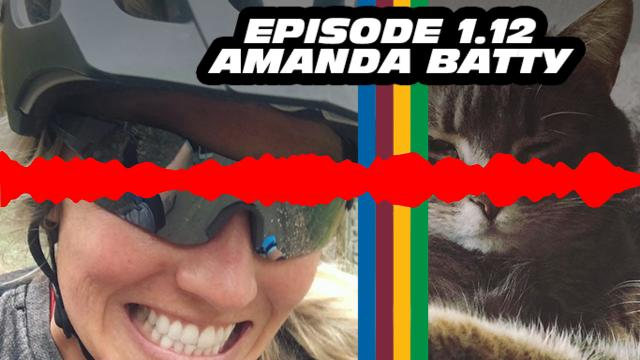 Professional downhill racer Amanda Batty talks about finding inspiration on a bike and sharing it with others.