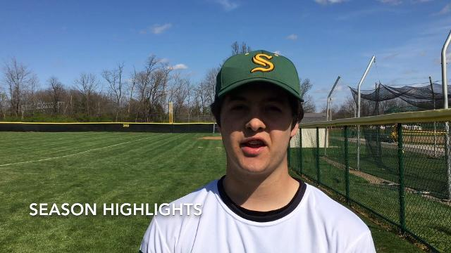 VIDEO Sycamore baseball's famous grandkids