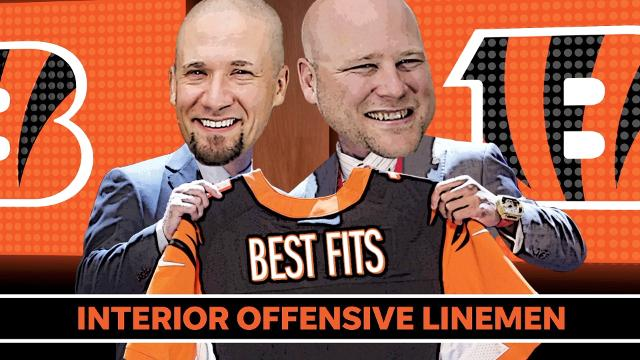 Bengals Draft Strategy: Interior offensive line
