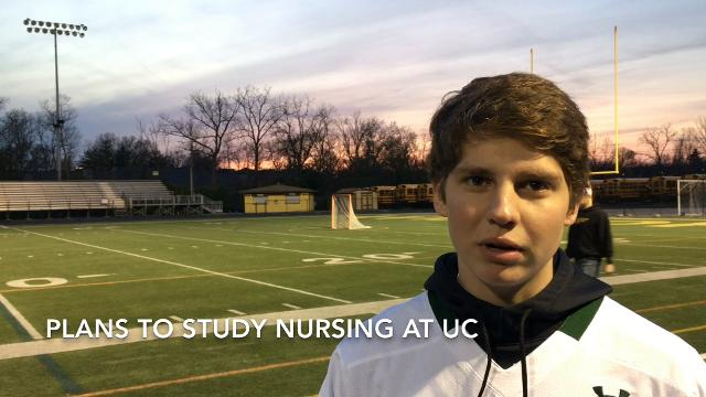 VIDEO Sycamore lacrosse rolls #16Strong
