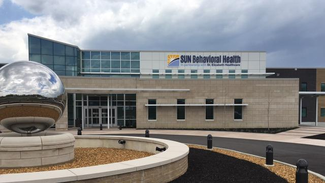 SUN Behavioral Health opens in Erlanger, bringing new treatment options to those with mental illness and substance abuse disorders.