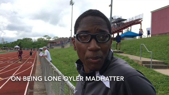 VIDEO Ricky Thomas II Oyler's one man band