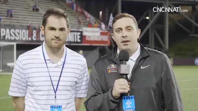 FC Cincinnati vs. Louisville City FC postgame review