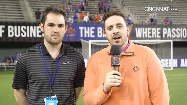 FC Cincinnati vs. Minnesota United FC Open Cup postgame review