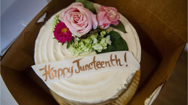 It may not be a national holiday, but Juneteeth marks a major milestone for America