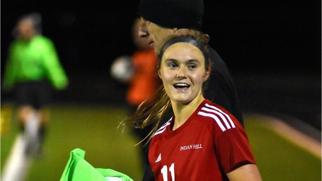 VIDEO Anna Podojil named Ohio Gatorade Girls Soccer Player of the Year