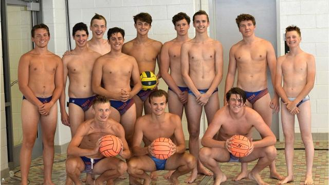 Scott Springer on the Moose Water Polo Club heading to the Junior Olympics. The squad features several from the Greater Cincinnati area