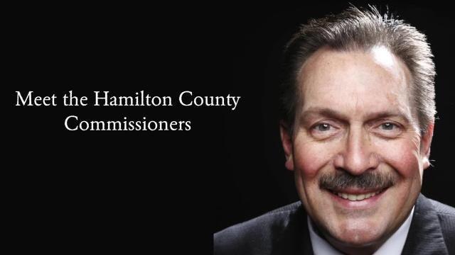 Profiles of the three Hamilton County Commissioners.