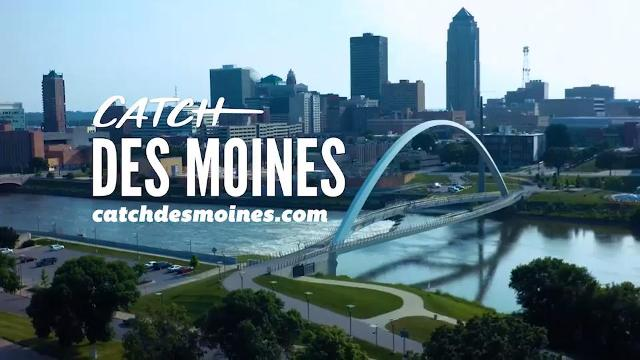 New TV ad promoting Des Moines unveiled