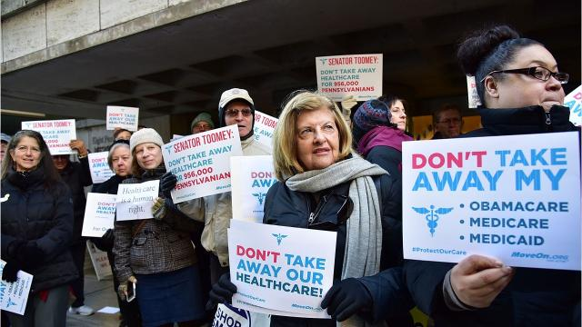 In 2017, Iowa adults were split over the Affordable Care Act, an Iowa Poll showed. Fifty percent believed it had been mostly a failure, and 44 percent said it has been mostly a success.