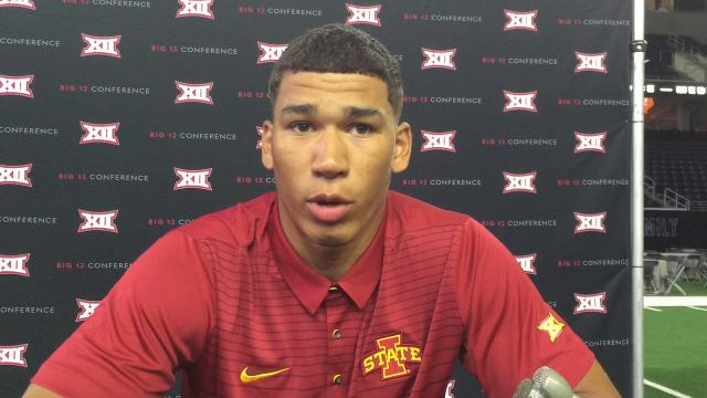 Allen Lazard trying to make bowl game dream a reality
