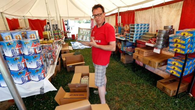 Public support for legal fireworks is dead even statewide, while two-thirds backed legal fireworks earlier this year.