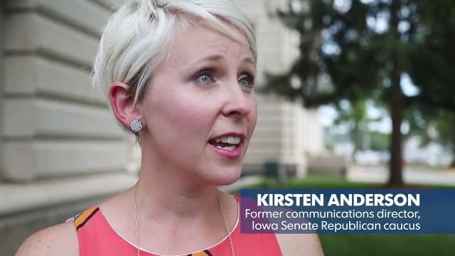 How Kirsten Gillibrand, the #MeToo candidate, got Kirsten Anderson's endorsement in Iowa