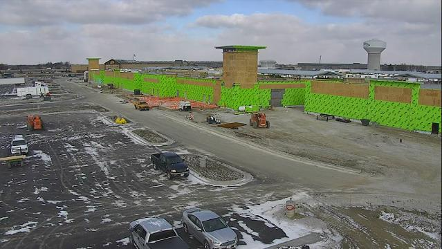 Watch about a year of construction on the Outlets of Des Moines in 40 seconds.