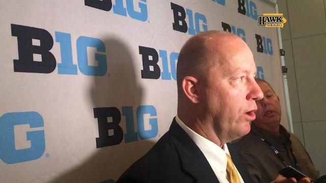 The Boilermakers' new leader wants his players to learn to handle setbacks.