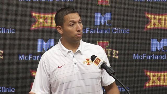 Don't ask Matt Campbell about bowl games
