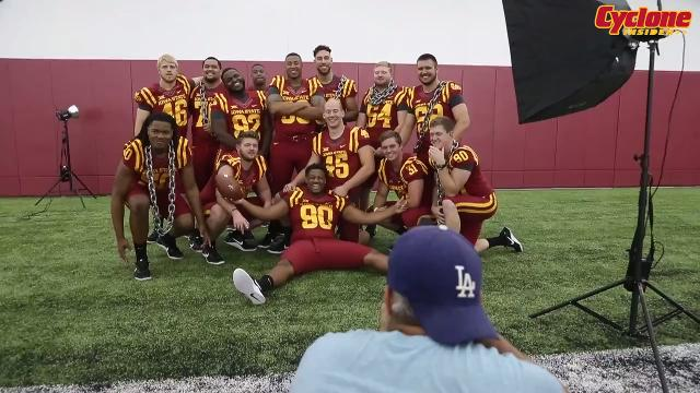 Take a look inside Cyclone Football Media Day