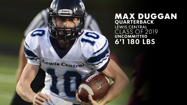 Iowa Eight: Max Duggan of Lewis Central