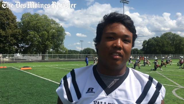 The senior running back talks about the Tigers' upcoming season.