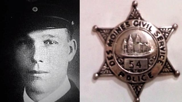 Slain Des Moines police officer endures 'a century of waiting to be remembered'
