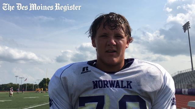 Norwalk's Tyler Endres ready for 2017 season