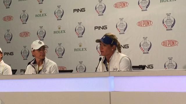 Suzann Pettersen: 'Very unfortunate' to withdraw from Solheim Cup