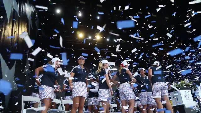 Winning moments from Team USA's Solheim Cup victory