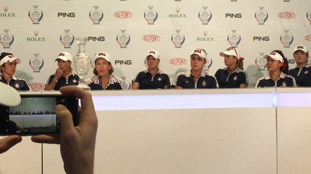 Juli Inkster: Women's golf the real Solheim Cup winner