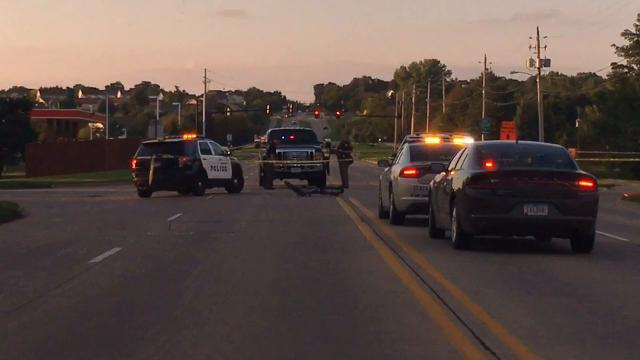 Johnston police share details on an accident Aug. 29 where a child on a bike was struck by a vehicle. The child, identified as 13-year-old Ali K. Hashim, was taken to Blank Children's Hospital in Des Moines, where died later that night.