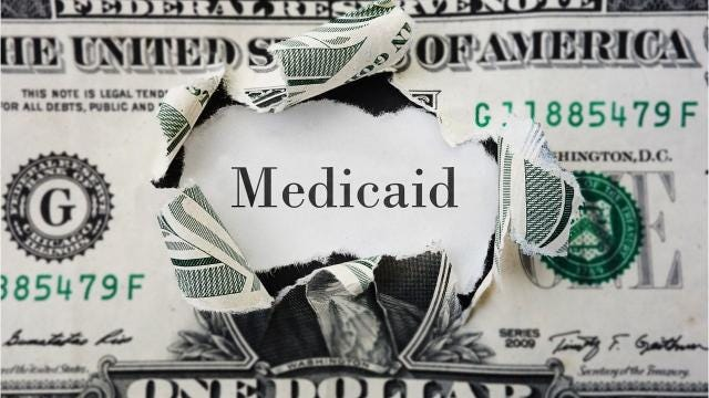 Image result for medicaid cuts