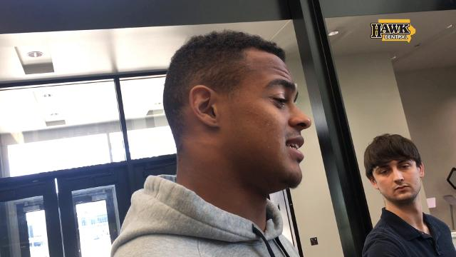 Noah Fant understood Cy-Hawk rivalry 'right when you step on campus'