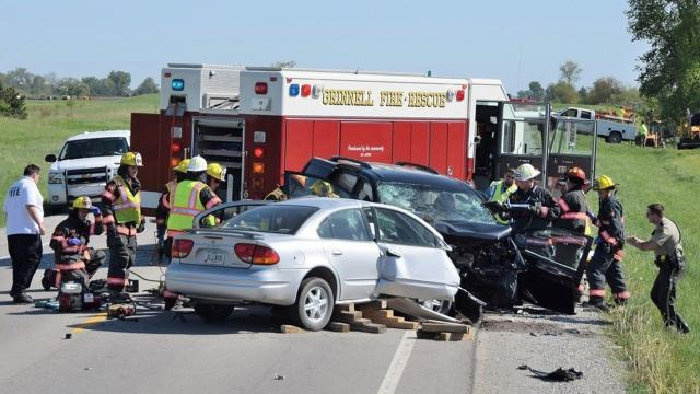 Iowa traffic safety: Statistics on fatalities on Iowa's roads