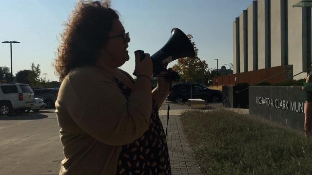 Protesters call on Des Moines' City Council to pass 'Welcoming City' ordinance
