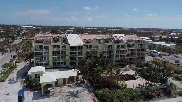 Key West residents looking to rebuild after Irma