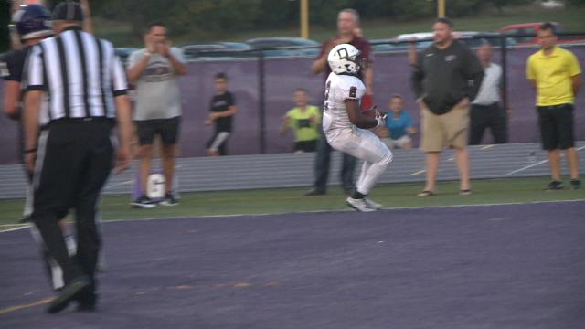 Waukee held an early lead, but Dowling battled back for a win.
