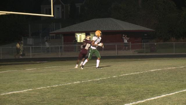 Highlights: Lincoln vs. Hoover football