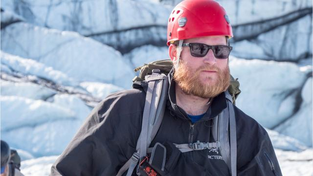 Eric Johnson of Des Moines found a way to deal with his memories of war through the Warriors to Summit program by No Barriers USA, hiking through the Denali National Park with other wounded veterans. Photo/video clips courtesy No Barriers USA.