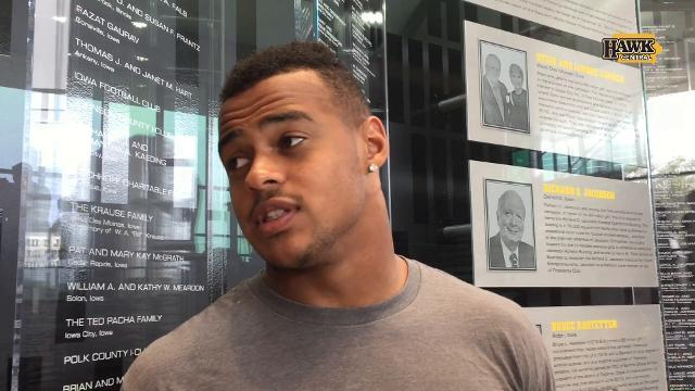 Noah Fant relived his fourth-down TD vs. North Texas