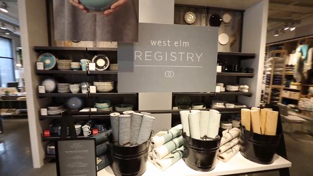 Before you head to the East Village's newest retail shop, get a peek inside the new West Elm store in Des Moines.