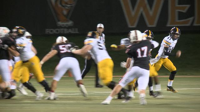 WHO Highlights: West Des Moines Valley beats SE Polk, 41-34 (2OT)