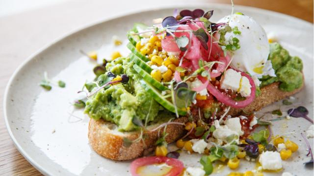 Featuring Fresh, modern, veggie-focused food, St. Kilda introduces Des Moines to Australian-style coffee shops.