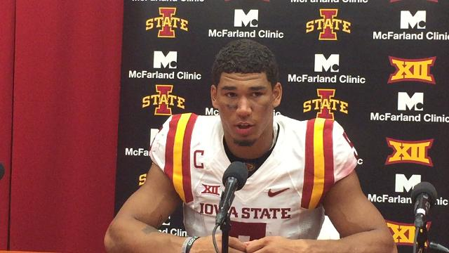 Allen Lazard talks about Kyle Kempt's surprise performance vs. No. 3OU